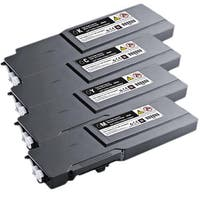 Compatible 3760 BCYM Set Extra High Yield Toner Cartridge