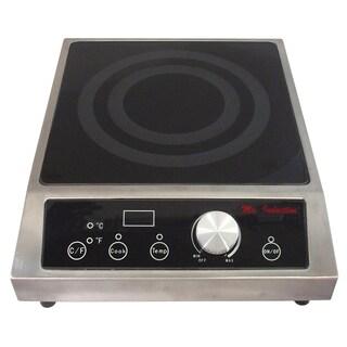 SPT 200-watt Countertop Commercial Induction Range