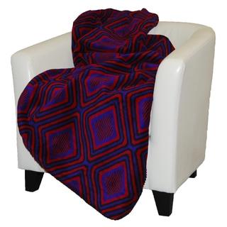 Denali Lava Throw Blanket