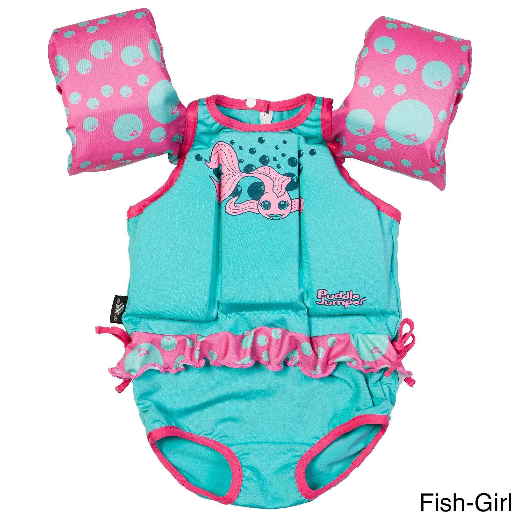 Pick Your Color Stearns Kids Puddle Jumper Child USGC Approved Vest
