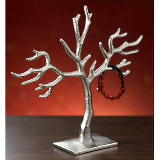 20-branch Casted 'Tree of Life' Jewelry Holder