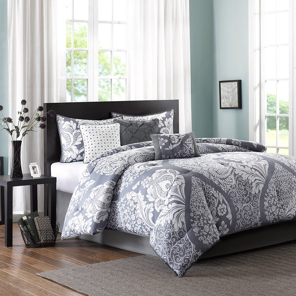 madison park marcella 7piece comforter set