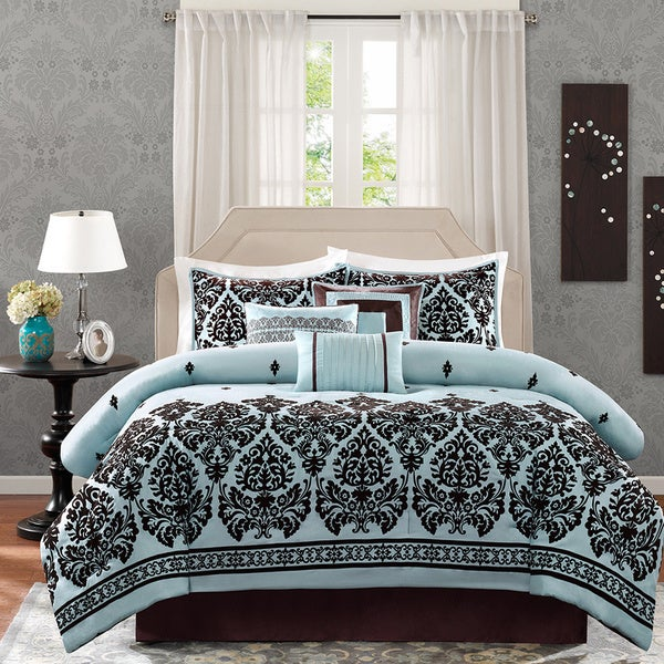 Madison Park Kelsey 7-piece Comforter Set