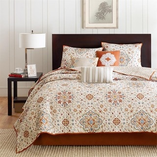 Link to The Curated Nomad La Boheme 6-piece Coverlet Set Similar Items in Quilts & Coverlets