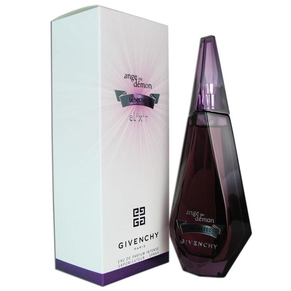 shop givenchy ange ou demon le secret elixir women 39 s 3 4 ounce eau de parfum intense spray. Black Bedroom Furniture Sets. Home Design Ideas
