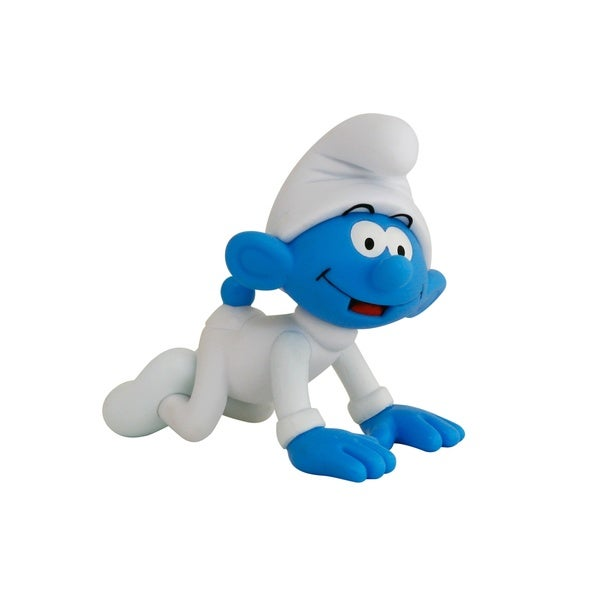 shop the smurfs baby smurf 5 inch figure free shipping on orders