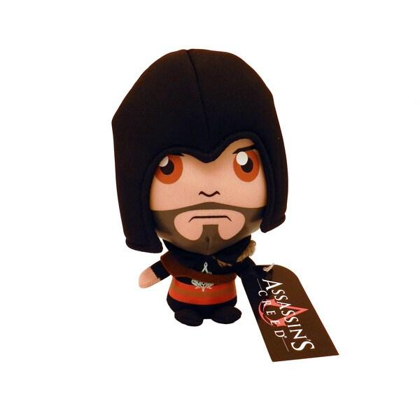 Assassin's Creed Brotherhood Ezio 6-inch Black Plush