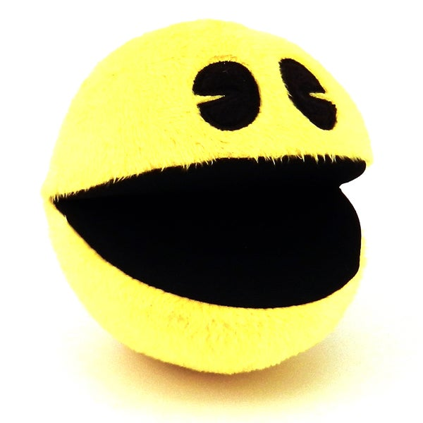 Pac-Man Small Plush with Sound