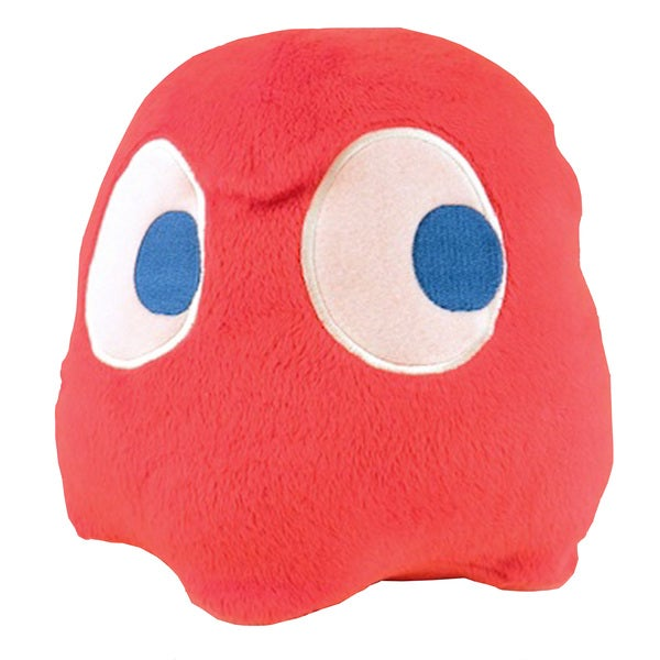 Pac-Man Blinky Large Plush with Sound