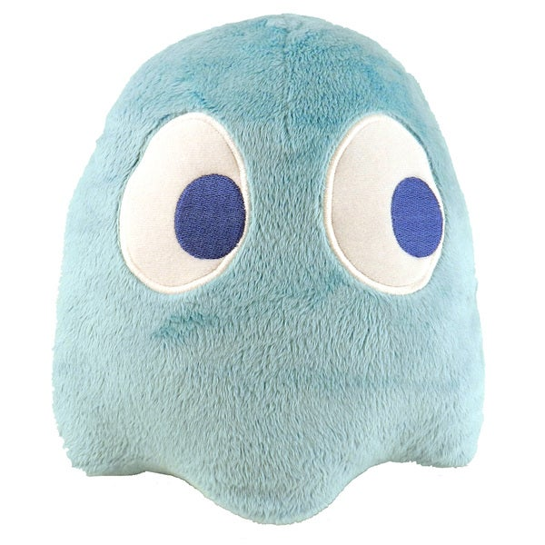 Pac-Man Inky Large Plush with Sound