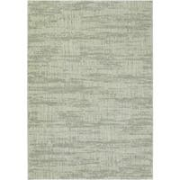 Couristan Everest Graphite/Sea Mist Area Rug - 5'3 x 7'6