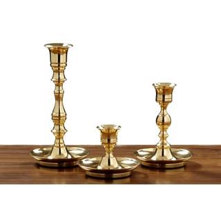 Candlestick Set of 3