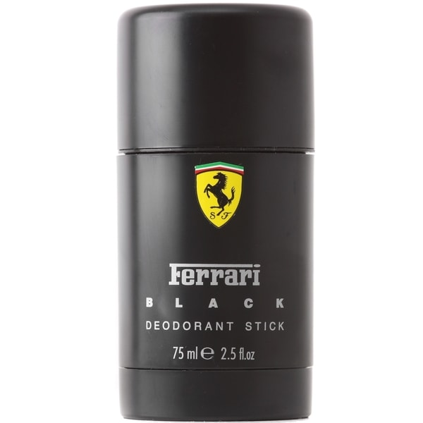 Ferrari Men's Black 2.5-ounce Deodorant Stick