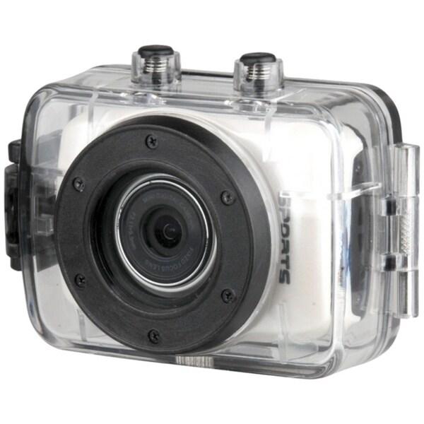 "Vivitar DVR 787HD Digital Camcorder - 2.4"" - Touchscreen LCD - CMOS -"