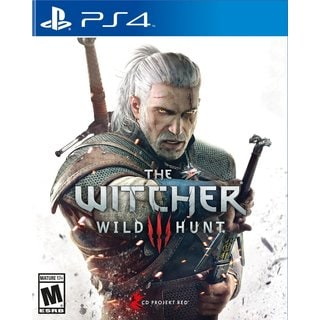 PS4 - The Witcher 3: Wild Hunt