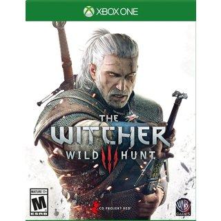 Xbox One - The Witcher 3: Wild Hunt