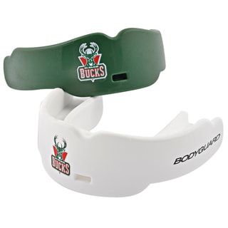Bodyguard Pro Milwaukee Bucks Mouth Guard