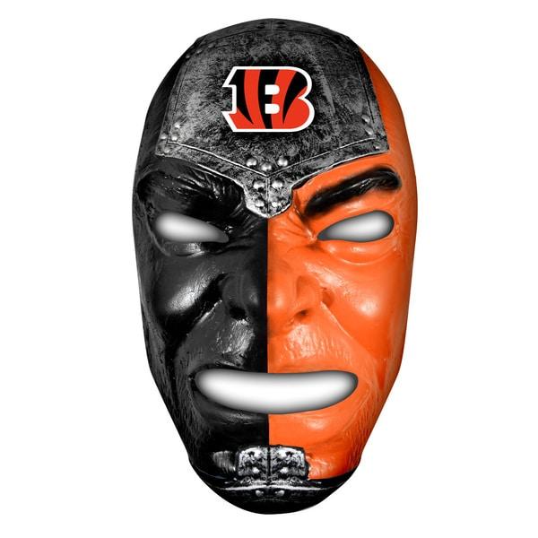 NFL Cincinnati Bengals Fan Face