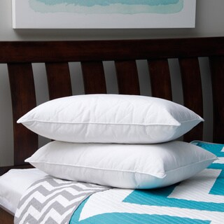 Sealy Posturepedic Goose Feather and Down Pillow (Set of 2)