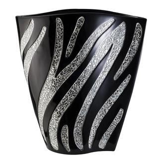 Zebra Decorative Vase