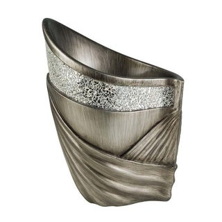 Silver Decorative Vase