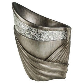 Silver Decorative Vase