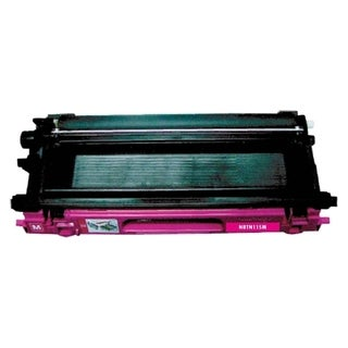Insten Magenta Non-OEM Toner Cartridge Replacement for Brother TN-115M