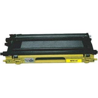 INSTEN Yellow Ink Cartridge for Brother TN115