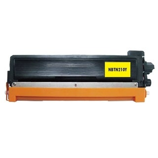 INSTEN Yellow Ink Cartridge for Brother TN210