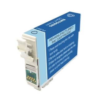 INSTEN Epson-Compatible T098520/ T099520 Light Cyan Cartridge (Remanufactured)