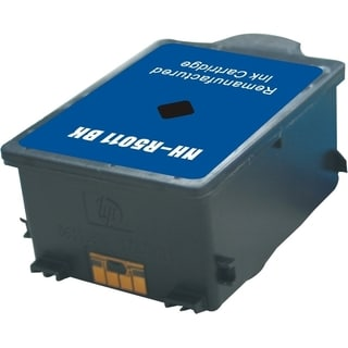 Insten Black Remanufactured Ink Cartridge Replacement for HP C5011A/ 14
