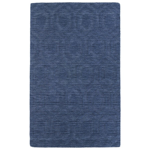 Trends Denim Loft Wool Rug - 2' x 3'