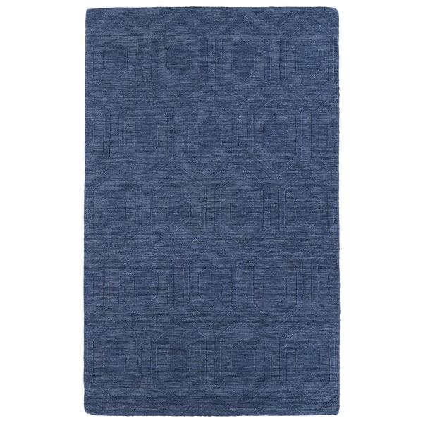 Trends Denim Loft Wool Rug - 9'6 x 13'6