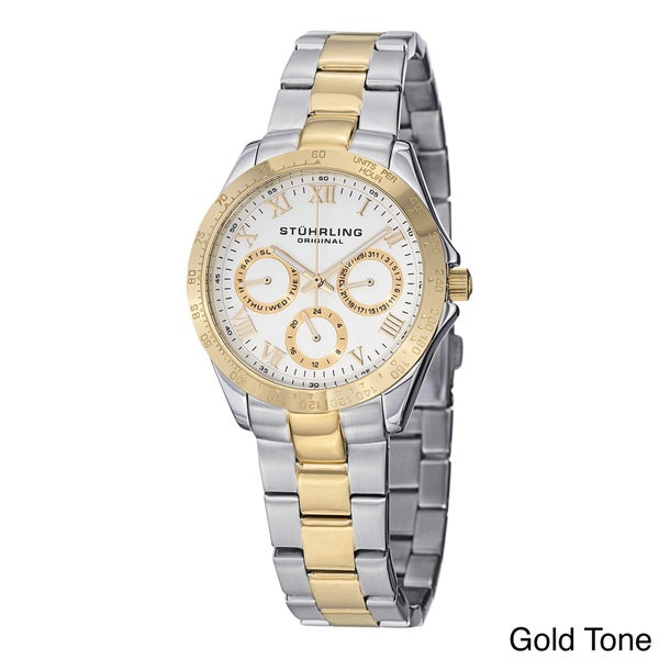 Stuhrling Original Women's Lady Regal Swiss Quartz Bracelet Watch