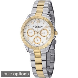 Stuhrling Original Women's Lady Regal Swiss Quartz Bracelet Watch