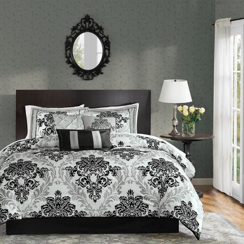 Silver Orchid Tyrone 7-piece Comforter Set