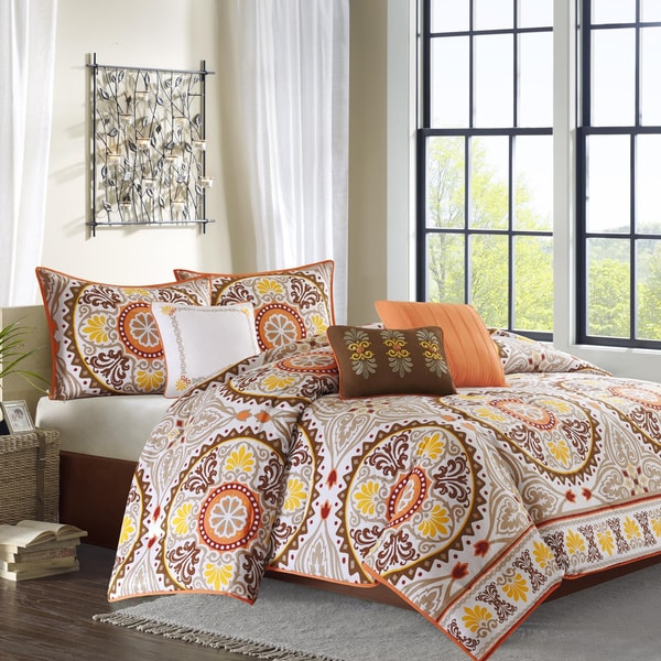 Madison Park Neema 7-piece Comforter Set