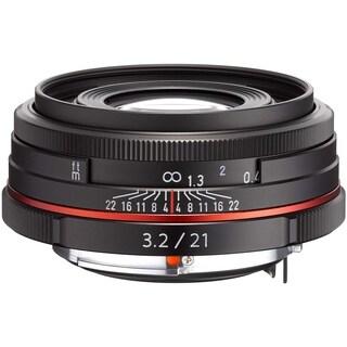 Pentax DA Limited - 21 mm - f/3.2 - Wide Angle Lens for Pentax KAF