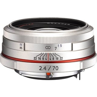 Pentax DA Limited - 70 mm - f/2.4 - Medium Telephoto Lens for Pentax