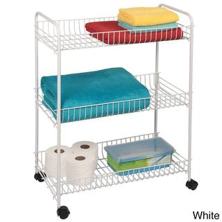 3-tier Large Bath Storage Cart