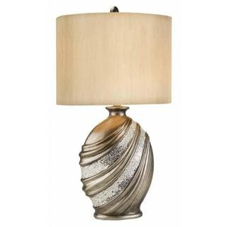 Silver Decorative Table Lamp