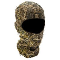 QuietWear Camo Grass 1-hole Mask