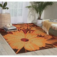 Nourison South Beach Multicolor Rug - 8' x 10'6