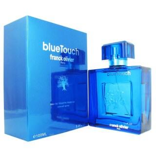 Franck Olivier Blue Touch Men's 3.3-ounce Eau de Toilette Spray