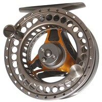 Stainless Steel Fly Fishing Reels