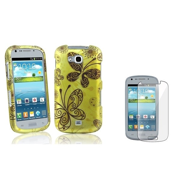 BasAcc Case/ LCD Protector for Samsung Galaxy Axiom SCH-R830