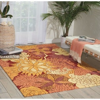 Nourison South Beach Spice Rug 10' x 13'