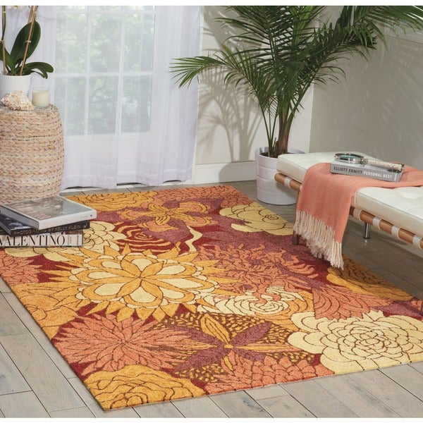 Nourison South Beach Spice Rug - 8' x 10'6