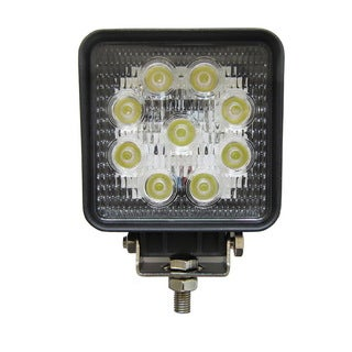 High Power Heavy Duty LED Work Light/ Daytime Running Light (Square)