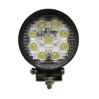 High Power Heavy Duty LED Work Light/ Daytime Running Light (Round)